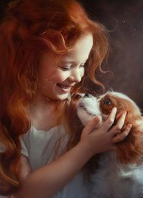 Cavalier King Charles Spaniel – Graceful and Affectionate Dogs And Kids, Animals For Kids, Cute Baby Animals, Animals And Pets, King Charles Spaniel, Cavalier King Charles, Beautiful Creatures, Animals Beautiful, Young Animal