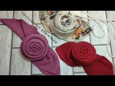 Diy And Crafts, Crafts For Kids, Arts And Crafts, Paper Crafts, Diy Wedding, Wedding Gifts, Scarf Packaging, Towel Crafts, Hijab Tutorial