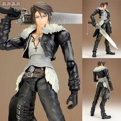 Final Fantasy X Chibi TIDUS YUNA etc Set Mini Figure Japan Game Anime Coca Cola