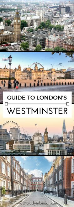 London's Westminster is known for major monuments and landmarks like Big Ben and Westminster Abbey, but there's a lot more to discover in the neighborhood.  #westminster #london