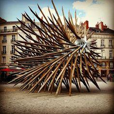 Place du Bouffay Nantes France 2014