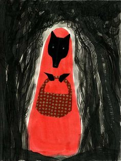 Little Red Riding Hood by Rob Dunlavey