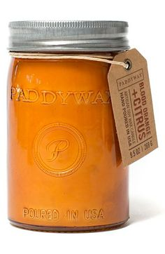 Paddywax Mason Jar Candle available at #Nordstrom