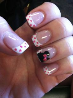 15 Best Disneyland Images On Pinterest Disney Nails Nail Art And