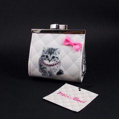 Portamonete click clack mici e baci '12/'13 Cani e Gatti idea regalo natale
