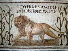Mosaico Museo del bardo