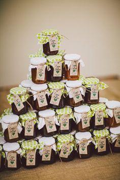 love is sweet favors // photo by Natasja Kremers // View more: http://ruffledblog.com/green-australia-wedding/