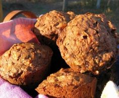 Morning Glory Muffins(5 Points+)