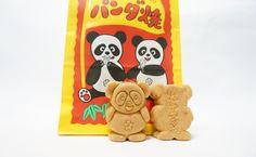 上野で買う、パンダ土産20選 Panda cookies PD