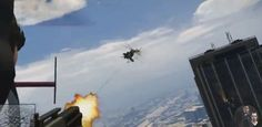 Official Gameplay Video For Grand Theft Auto V