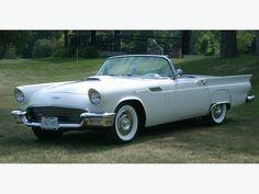 1957 Ford THUNDERBIRD. On UsedOttawa.com