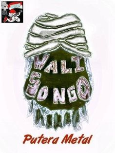 Comic Book WALI SONGO (PUTERA METAL)