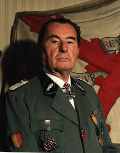 Leon Degrelle The Epic The Story of the Waffen SS Video