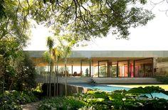 Casa Geneses, Sao Paulo, Brazil   Isay Weinfeld