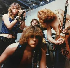 Serious old school Metallica