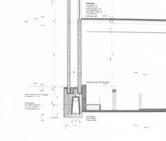 Zumthor's Topographie des Terrors visual history of. Peter Zumthor, My Building, Light Reflection, Architecture Details, My Design, Construction, How To Plan, History, Architects