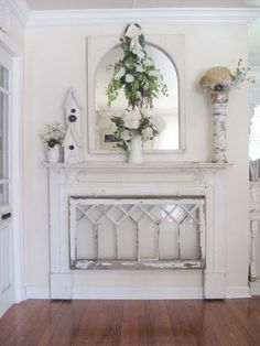 Entryway is a bridge between the outside and the indoors. They are the first space your guests see when they walk into the house and the last before they leave. If you adore the shabby chic decorating style, entryway is a great place for you to have a try. Shabby chic entryway decorations are budget-friendly, …