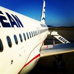 Aegean air...