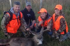 Recap and photos from Colorado hunting in 2014 at Antler Ridge Outfitting.