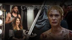 Jonathan recaps the shocking 'Game of Thrones' finale before taking some disheveled new clients to their first Pride party.