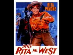 Robby Poitevin's title theme to 'Little Rita of the West.'