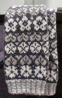 Fair Isle Knitting, Knitting Socks, Boot Cuffs, Knitting Projects, Mittens, Needlework, Knit Crochet, Diy And Crafts, Blanket