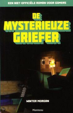 Minecraft - De mysterieuze griener - ROMAN/LAURENS Minecraft, Roman, Logos, Movie Posters, Products, Film Poster, Logo, Popcorn Posters, A Logo