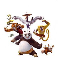 DIA 06/12 | SAB | 19h30 | KUNG FU PANDA (Kung Fu Panda).O irreverente e preguiçoso panda chamado Po é o único capaz de salvar o Vale da Paz do vilão Tai Lung, um poderoso leopardo das neves. Com os ensinamentos de Shifu. Po se torna um grande mestre here at the premiere Fredericksburg martial arts school at http://www.shaolinkungfucenter.com