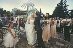 Sunlit Greek wedding. Image: Anna Roussos