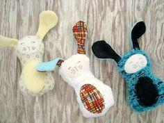 Bunny Pattern- Flopsy Rabbit Plushie pattern on Craftsy.com