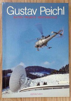 BAUTEN PROJEKTE MEISTERSCHULE Gustav Peichl Edition Tusch 1981 Architektur