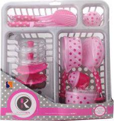 Snainter Σετ Κουζινικών σε Πιατοθήκη Cube, Kitchen, Girls Toys