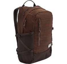 Low-profile but big on organization, with a laptop compartment, water bottle pockets, and ample internal storage to keep your life on track....