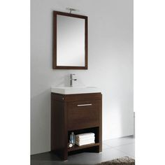 Alcina with Drawer Bathroom Vanity Units, Bathroom Furniture, Basin, Ireland, Drawers, The Unit, Contemporary, Cabinet, Mirror