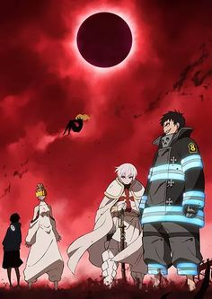 Enen No Shouboutai - Episode 18 Vostfr : shouboutai, episode, vostfr, Shouboutai, Ideas, Shinra, Kusakabe,, Anime,, Anime, Wallpaper