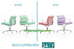 Multiple Clipping Path for those images that require to separate some parts of the image to later change it in Photoshop. Components of an image in terms of Exposure, Highlights, Change Color Level and effects can be applied to change the photo.