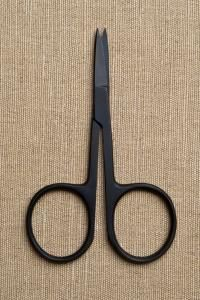 purl soho | products | item | wide bow scissors (merchant & mills)