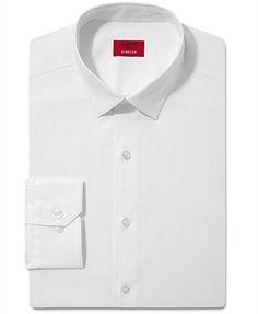 Alfani Spectrum Dress Shirt, Slim Fit Solid