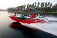 Super Air Nautique! Just sold ours to prepare for the move, whimper-whimper...summer won't be the same:-(