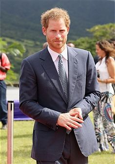 Prince Harry arrives at Brimstone Fortress during a youth rally on the fourth day of an official visit on November 23, 2016 in Port Zante, St Kitts and Nevis. Prince Harry's visit to The Caribbean marks the 35th Anniversary of Independence in Antigua and Barbuda and the 50th Anniversary of Independence in Barbados and Guyana.