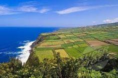 Coast of Terceira Island, Azores-where I lived for 2 years.