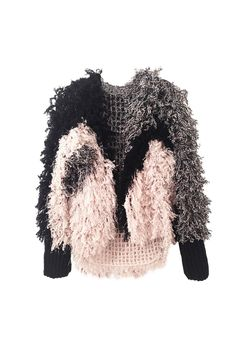 Fresh for Fall: Ryan Roche's Artsy Knits - Gallery - Style.com