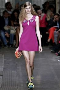 Moschino Cheap & Chic S/S 2013