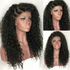 SHARE & Get it FREE | Long Deep Side Part Bouffant Kinky Curly Synthetic Lace Front WigFor Fashion Lovers only:80,000+ Items·FREE SHIPPING Join Dresslily: Get YOUR $50 NOW!