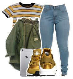 """."" by asvptay ❤ liked on Polyvore featuring beauty and NIKE"