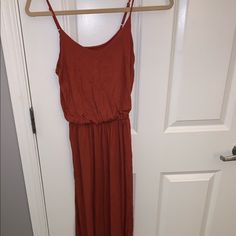 Shop Women's size S Maxi at a discounted price at Poshmark. Description: Burnt orange/ rust colored Jersey material maxi dress from Nordstrom. Burnt Orange Bridesmaid Dresses, Rust Color, 15 Dresses, Cold Shoulder Dress, Nordstrom, Fashion, Moda, Fashion Styles, Fashion Illustrations