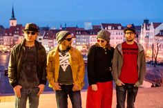 An other Joon Wolfsberg band picture in my hometown Erfurt