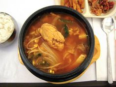 An Introduction to the Spicy, Funky World of Korean Soups and Stews | Serious Eats