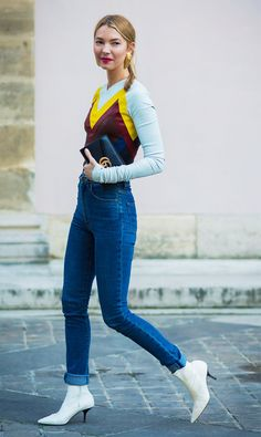 30 Spring-Ready Street Style Looks to Bookmark Now via @WhoWhatWearUK