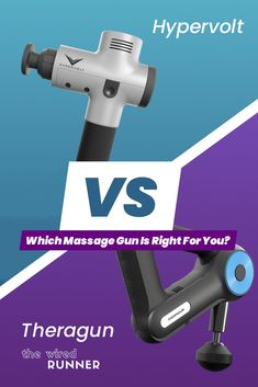 Theragun Vs Hypervolt - Which Massage Gun Is Right For You? Beginners Cardio, Running For Beginners, Interval Cardio, Cardio Routine, Running Gear, Running Workouts, Training Plan, Strength Training, Good Massage